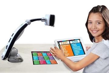 Transformer HD – Dahili Wi-Fi Taşınabilir Elektronik Büyüteç